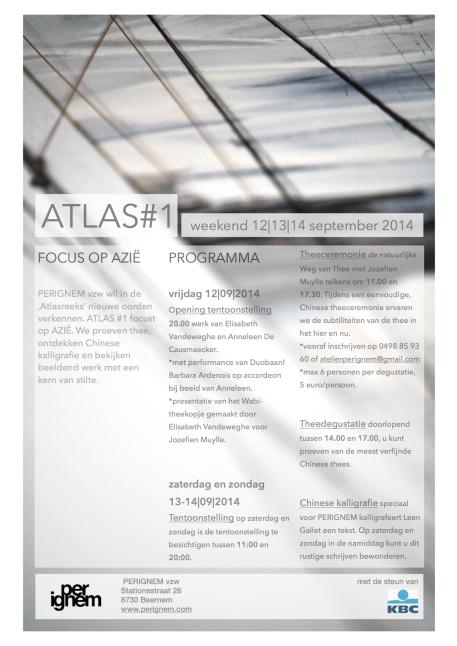 ATLAS#1 uitnodiging
